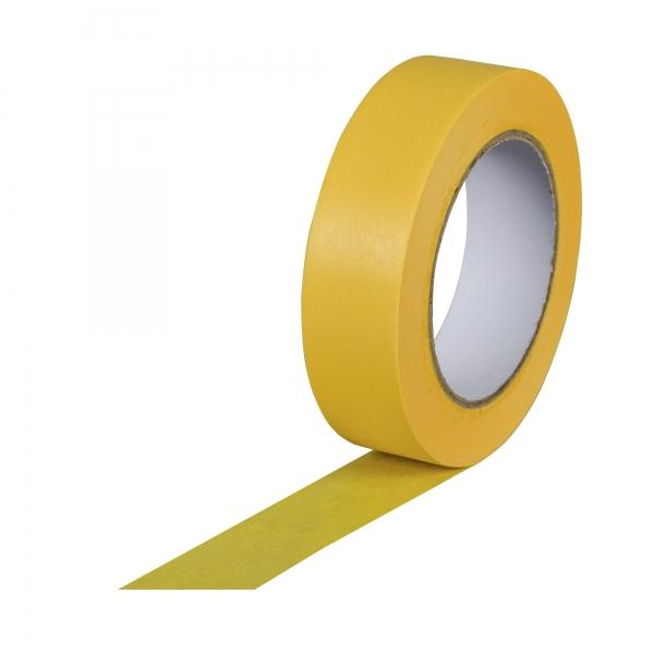 ECO Fein Goldband Untergrund Klebeband - Schonklebeband 30 mm x 50 m