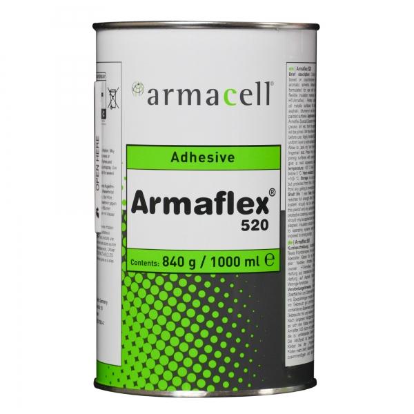 Armaflex® Kleber 520 für Kautschuk-Platten und Schläuche 1,0 Liter Dose