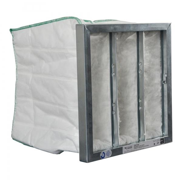 Taschenfilter F7 Feinstaubfilter