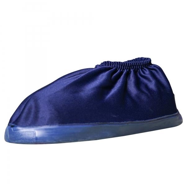 Sauber Überziehschuhe Schutzschuh Überschuh blau