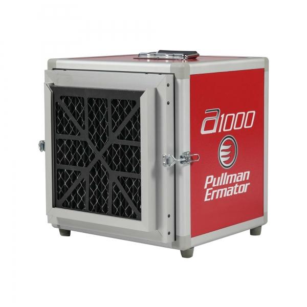 Bau-Luftreiniger Pullman Ermator A1000 mit HEPA 13 Filter