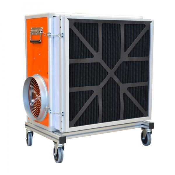 Bau-Luftreiniger Husqvarna® A2000 Förderungsfähiges BG Bau Luftreiniger Paket