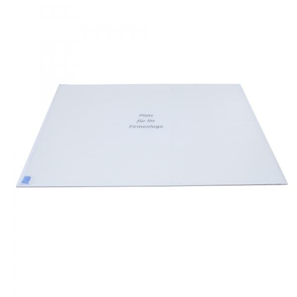 Ersatzmatte für Schmutzschleuse 61 x 76 cm mit 30 Klebefolien