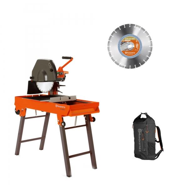 Husqvarna® TS 400 F Steintrennsäge inkl. ELITE CUT, GS 50 S