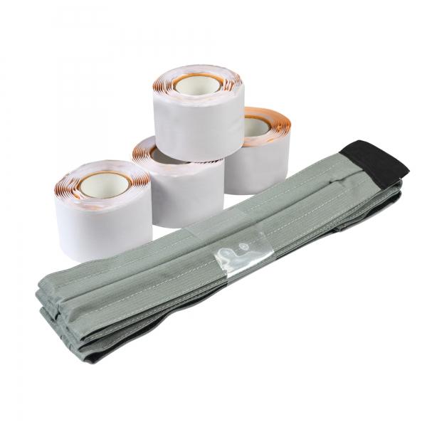 Magnetverschluss selbstschließend mit Klettband