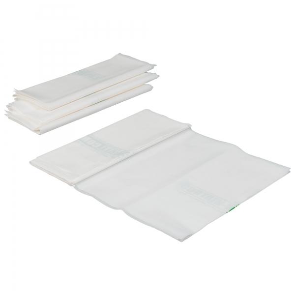 Schutzfolie schwerentflammbar für Curtain-Wall Staubschutzwand Modul 90 cm