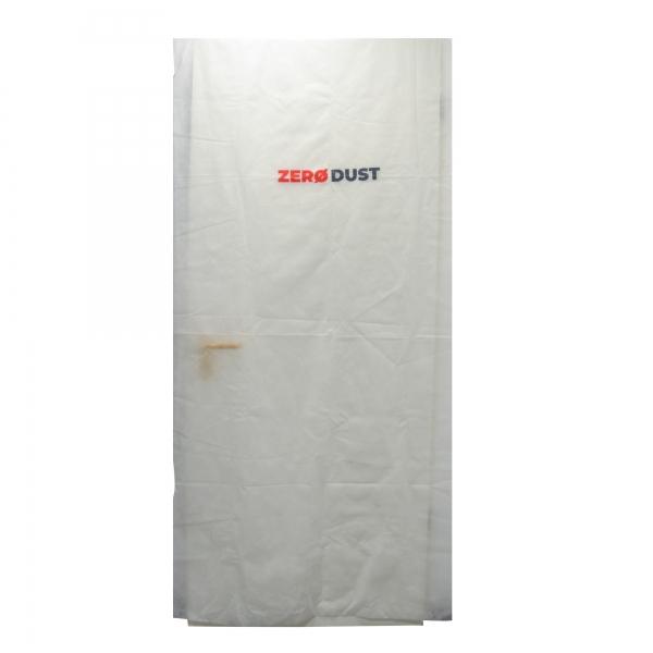 Abdeckhaube für Türflügel 110 cm x 205 cm aus Vlies