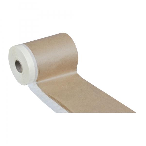 Papier mit Klebeband 18 cm x 20 m