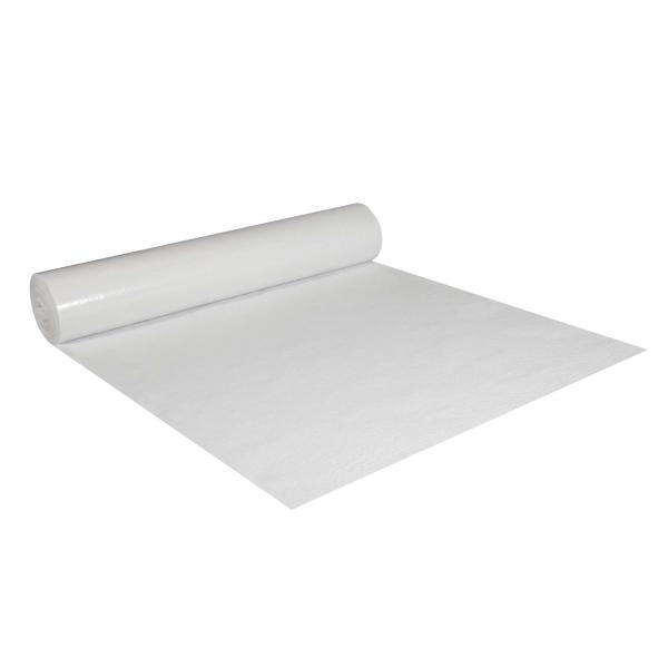 Treppenschutzvlies 1 x 25 m Abdeckvlies selbstklebend saugfähig 200 g/m² TreppKit100