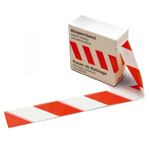 KIP ® 391 Absperrband 80 mm x 500 m