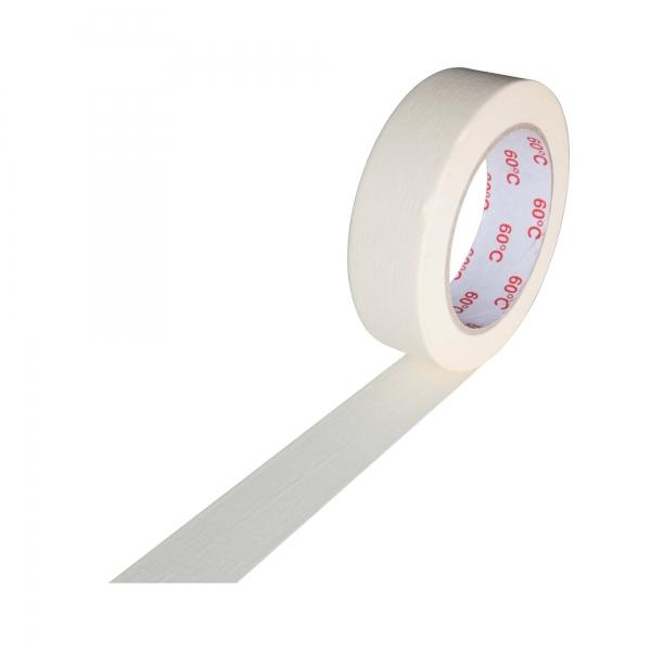 Kreppband Profi Maler-Krepp für den Innenbereich 30 mm x 50 m
