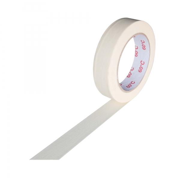 Kreppband Profi Maler-Krepp für den Innenbereich 25 mm x 50 m
