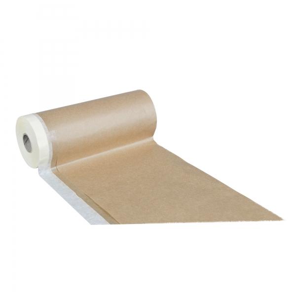 Papier mit Klebeband 30 cm x 20 m