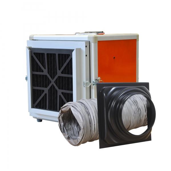 Bau-Luftreiniger Husqvarna® A1000 Förderungsfähiges BG Bau Luftreiniger Paket