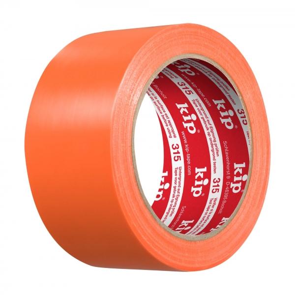 KIP ® 315 PVC-Schutzband Premium PLUS 50 mm x 33 m