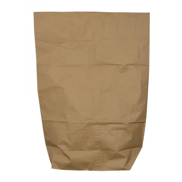 Papier Abfallsack Müllsack 120 Liter robust 100 % recycelbar 5 Stück