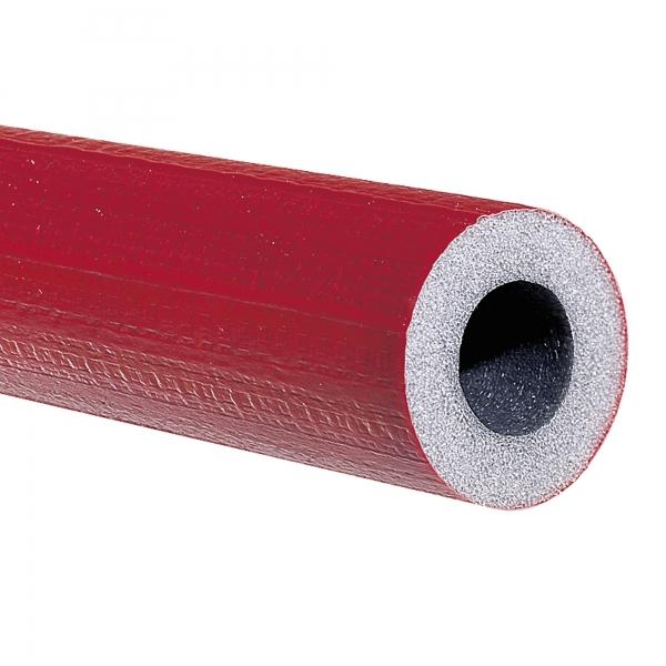 PE rote Rohrisolierung mit robuster Oberfläche