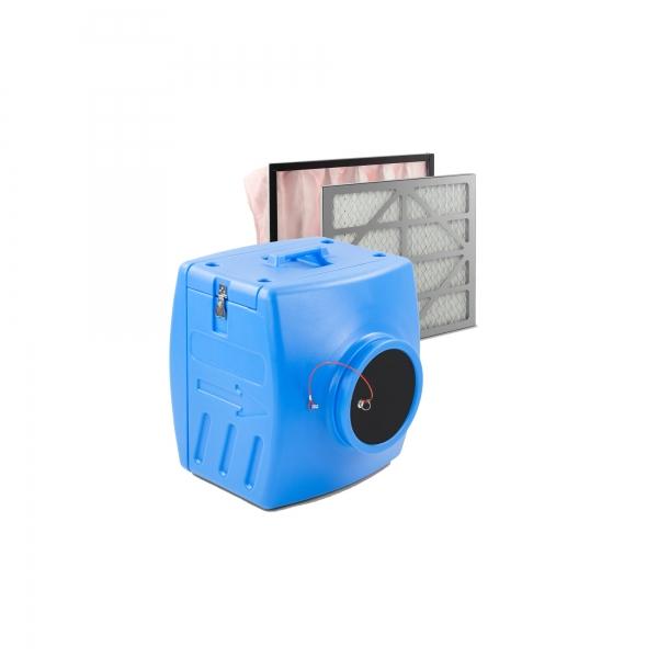 Staubfilterbox 350 mit Filterset Paket G4 und F7